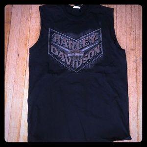 Harley Davidson tank top 🔥
